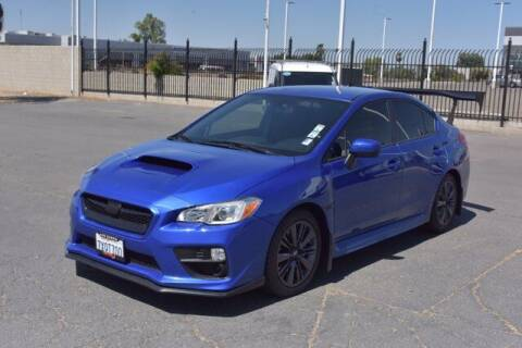 2017 Subaru WRX for sale at Choice Motors in Merced CA