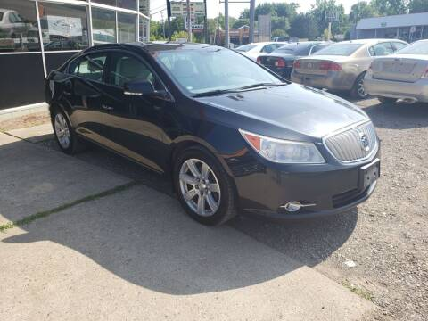 2010 Buick LaCrosse for sale at Fansy Cars in Mount Morris MI