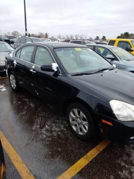2007 Kia Optima for sale at WB Auto Sales LLC in Barnum MN