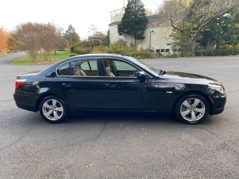 2008 BMW 5 Series for sale at Car World Inc in Arlington VA