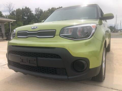2019 Kia Soul for sale at A&C Auto Sales in Moody AL