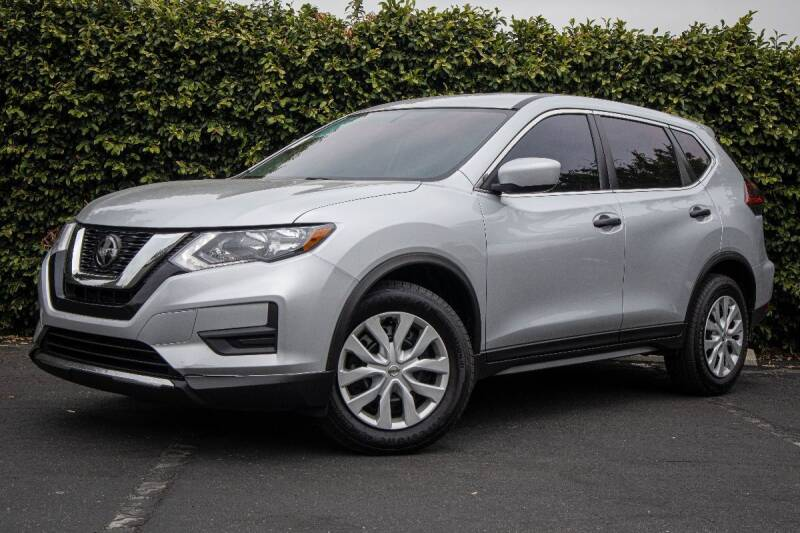 2018 Nissan Rogue for sale at 605 Auto  Inc. in Bellflower CA