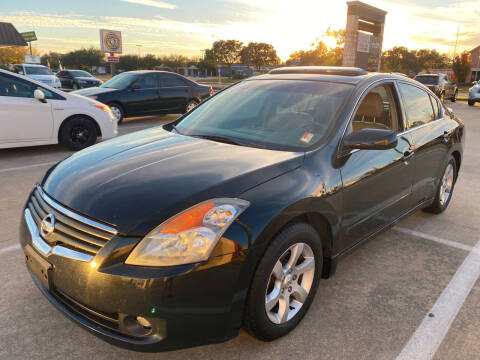 2008 Nissan Altima for sale at Houston Auto Gallery in Katy TX