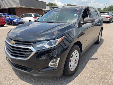 2019 Chevrolet Equinox for sale at East Memphis Auto Center in Memphis TN