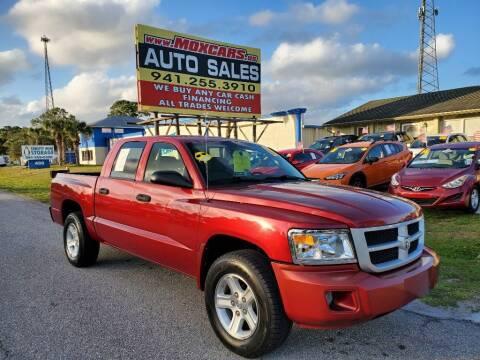2009 Dodge Dakota for sale at Mox Motors in Port Charlotte FL