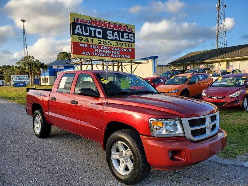 2009 Dodge Dakota for sale at Mox Motors in Port Charlotte FL