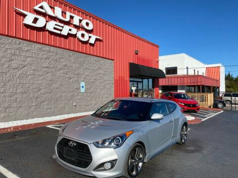 2013 Hyundai Veloster for sale at Auto Depot - Nashville in Nashville TN