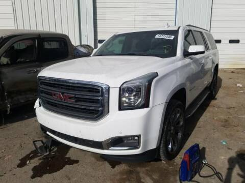 2015 GMC Yukon XL for sale at Ragins' Dynamic Auto LLC in Brookland AR