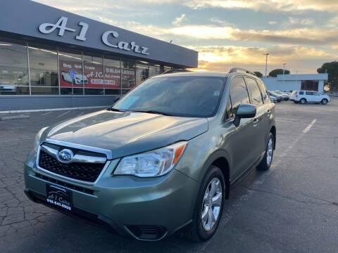 2014 Subaru Forester for sale at A1 Carz, Inc in Sacramento CA