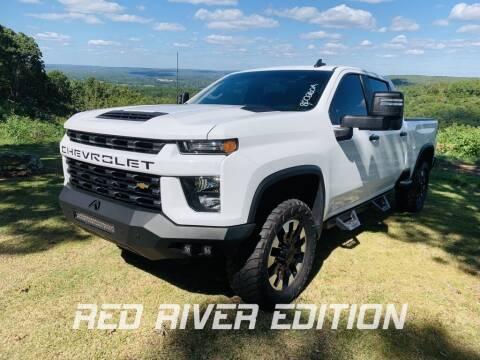 2020 Chevrolet Silverado 2500HD for sale at RED RIVER DODGE - Red River of Malvern in Malvern AR