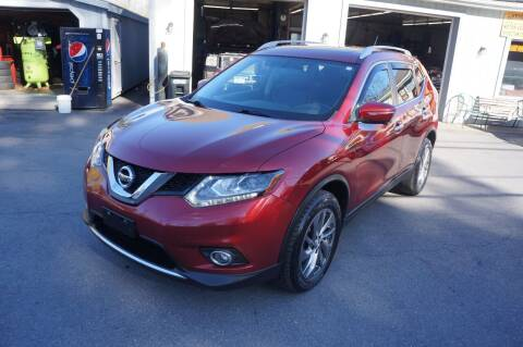 2015 Nissan Rogue for sale at Autos By Joseph Inc in Highland NY