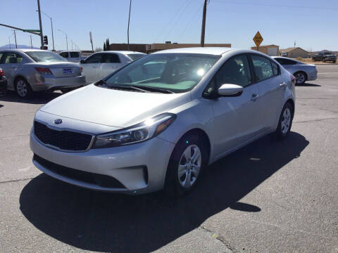 2018 Kia Forte for sale at SPEND-LESS AUTO in Kingman AZ