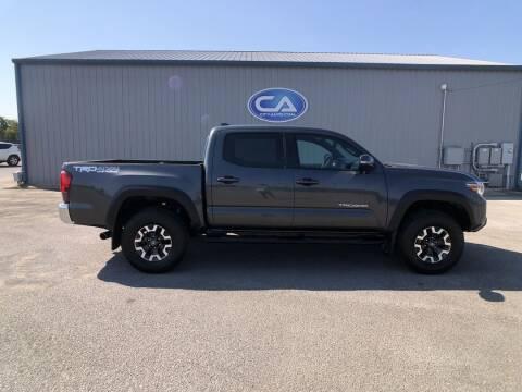 2018 Toyota Tacoma for sale at ADKINS CITY AUTO in Murfreesboro TN