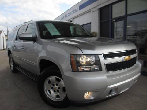 2012 Chevrolet Suburban for sale at Jays Kars in Bryan TX