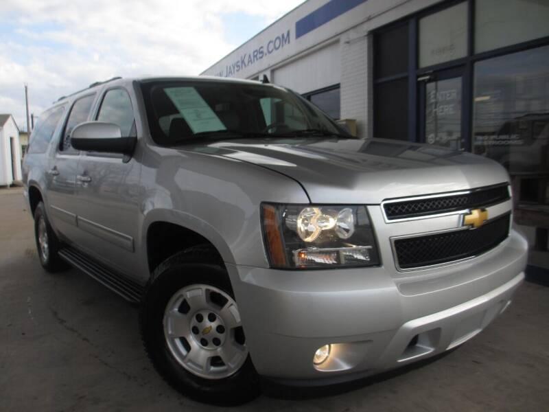 2012 Chevrolet Suburban for sale at Jays Kars in Bryan TX