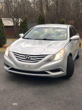 2011 Hyundai Sonata for sale at Pak Auto Corp in Schenectady NY