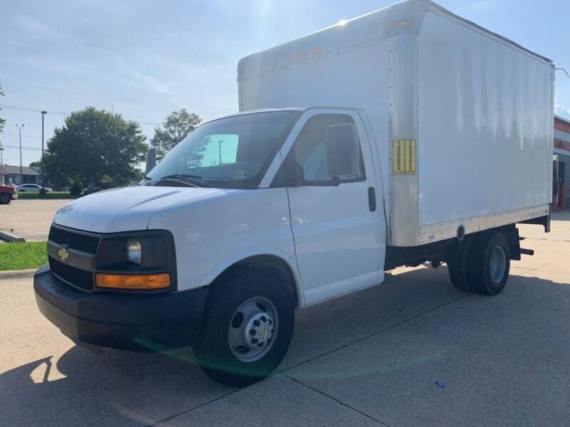 2012 Chevrolet Express Cutaway for sale at TOWNE AUTO BROKERS in Virginia Beach VA