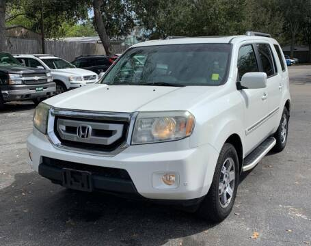 2011 Honda Pilot for sale at The Bengal Auto Sales LLC in Hamtramck MI