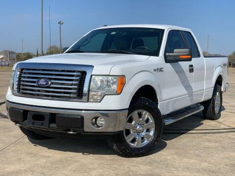 2010 Ford F-150 for sale at AUTO DIRECT Bellaire in Houston TX