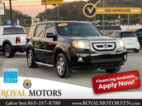 2009 Honda Pilot for sale at ROYAL MOTORS LLC in Knoxville TN