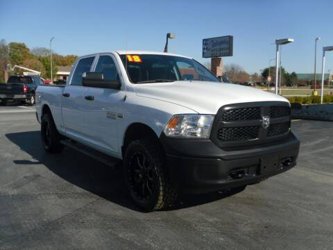 2018 RAM Ram Pickup 1500 for sale at Integrity Auto Center in Paola KS