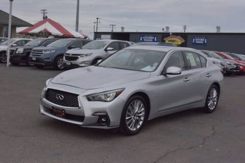 2020 Infiniti Q50 for sale at Choice Motors in Merced CA