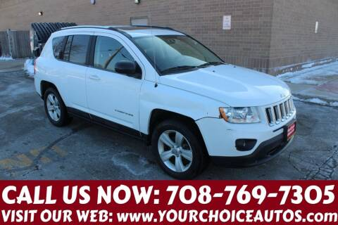 2011 Jeep Compass for sale at Your Choice Autos in Posen IL