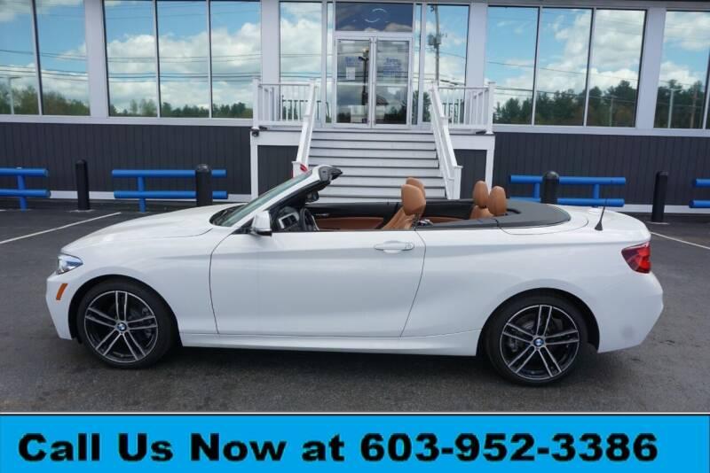 2020 BMW 2 Series for sale at Diesel World Truck Sales in Plaistow NH
