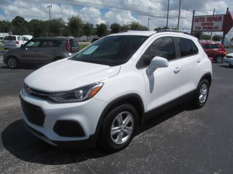 2020 Chevrolet Trax for sale at Blue Book Cars in Sanford FL