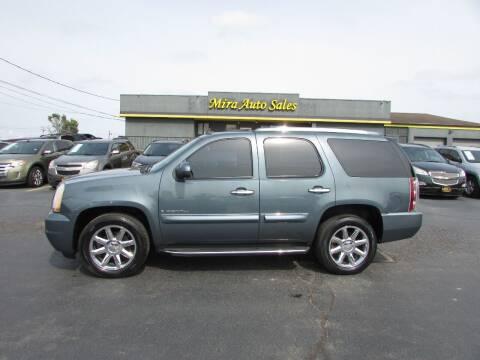 2007 GMC Yukon for sale at MIRA AUTO SALES in Cincinnati OH