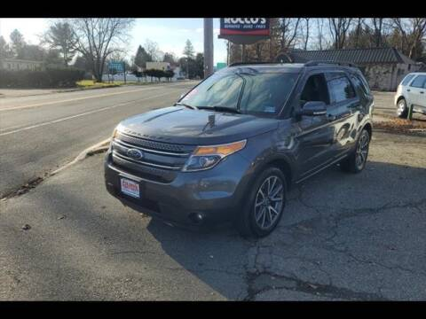 2015 Ford Explorer for sale at Colonial Motors in Mine Hill NJ
