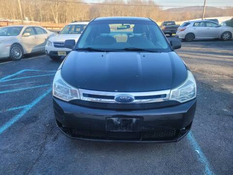 2008 Ford Focus for sale at Sussex County Auto & Trailer Exchange -$700 drives in Wantage NJ