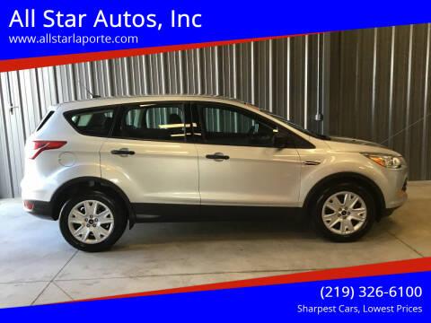 2015 Ford Escape for sale at All Star Autos, Inc in La Porte IN