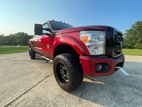 2013 Ford F-250 Super Duty for sale at Priority One Auto Sales in Stokesdale NC