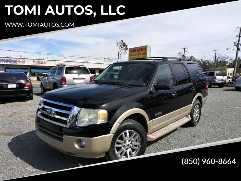 2007 Ford Expedition for sale at TOMI AUTOS, LLC in Panama City FL
