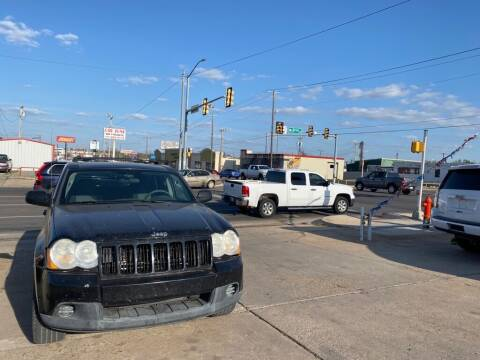 2010 Jeep Grand Cherokee for sale at Southwest Car Sales in Oklahoma City OK