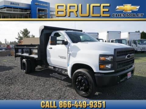 2019 Chevrolet Silverado 4500HD for sale at Medium Duty Trucks at Bruce Chevrolet in Hillsboro OR