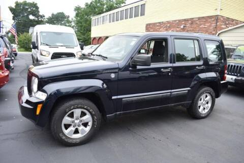 2011 Jeep Liberty for sale at Absolute Auto Sales, Inc in Brockton MA