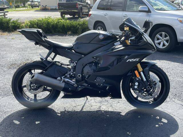 2017 Yamaha YZF-R6 for sale at All Star Auto  Cycle in Marlborough MA