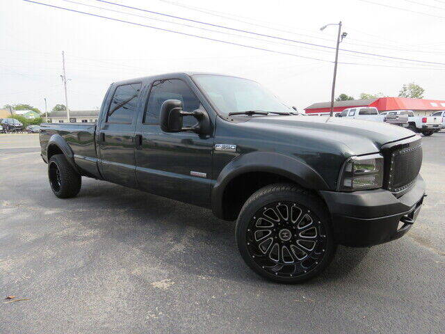 2007 Ford F-350 Super Duty for sale at Williams Auto Sales, LLC in Cookeville TN
