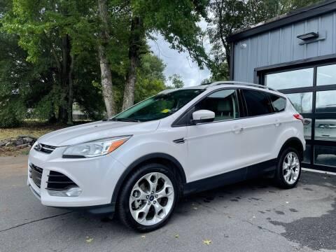 2016 Ford Escape for sale at Luxury Auto Company in Cornelius NC