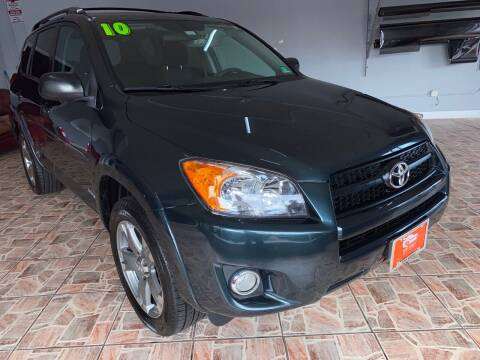 2010 Toyota RAV4 for sale at TOP SHELF AUTOMOTIVE in Newark NJ
