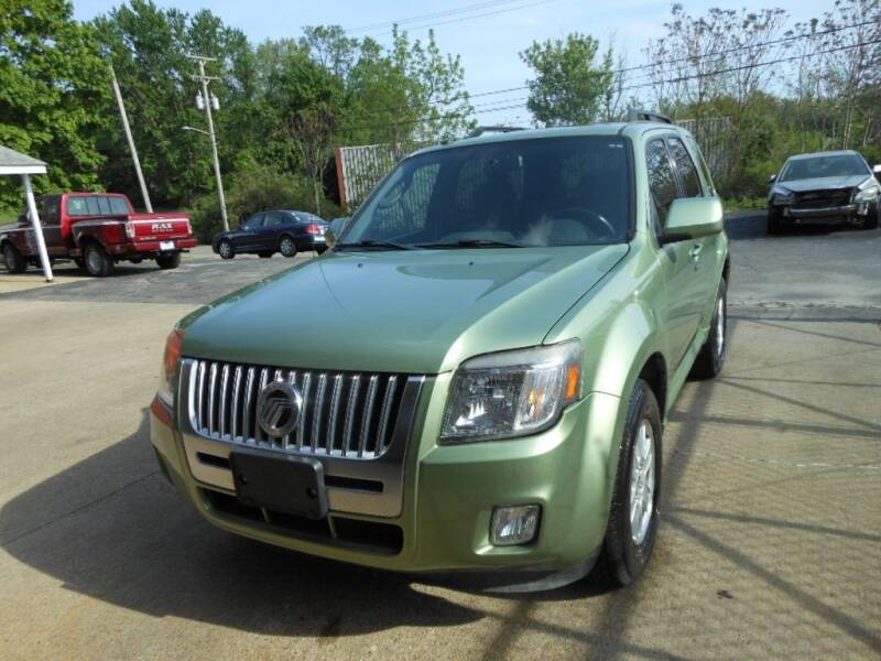 2010 Mercury Mariner for sale at ROTH'S AUTO SVC in Wadsworth OH