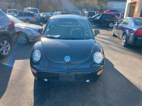 1999 Volkswagen New Beetle for sale at Vuolo Auto Sales in North Haven CT