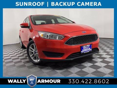2015 Ford Focus for sale at Wally Armour Chrysler Dodge Jeep Ram in Alliance OH