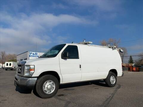 2014 Ford E-Series Cargo for sale at P & R Auto Sales in Pocatello ID