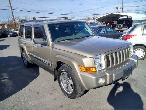 2006 Jeep Commander for sale at Wilson Investments LLC in Ewing NJ