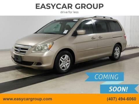 2005 Honda Odyssey for sale at EASYCAR GROUP in Orlando FL