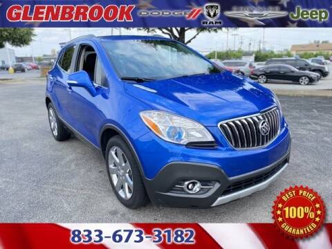 2016 Buick Encore for sale at Glenbrook Dodge Chrysler Jeep Ram and Fiat in Fort Wayne IN