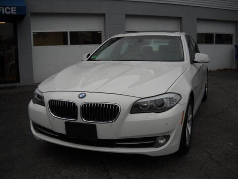 2013 BMW 5 Series for sale at Best Wheels Imports in Johnston RI